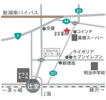 まま薬局MAP